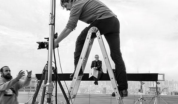 Making Of der FAZ-Edition, Hans Starck: Daniel Libeskind