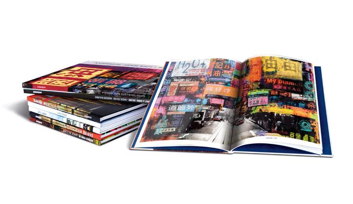 LUMAS Artist Books