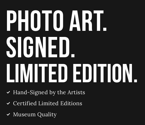 Photo Art. Signed. Limited Edition.