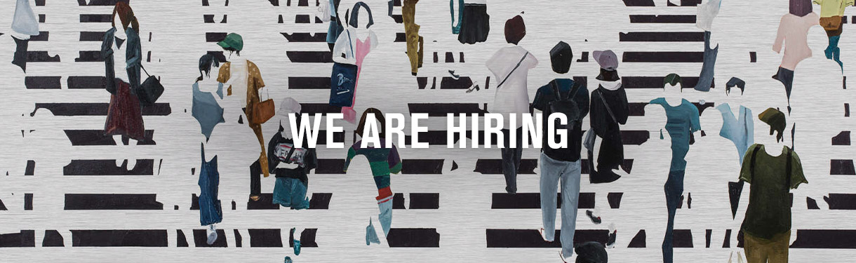 We ar hiring