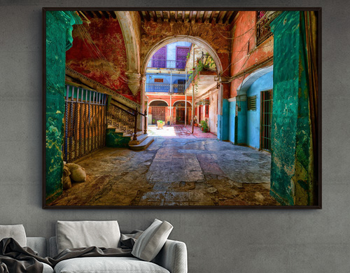 Large Format Wall Art